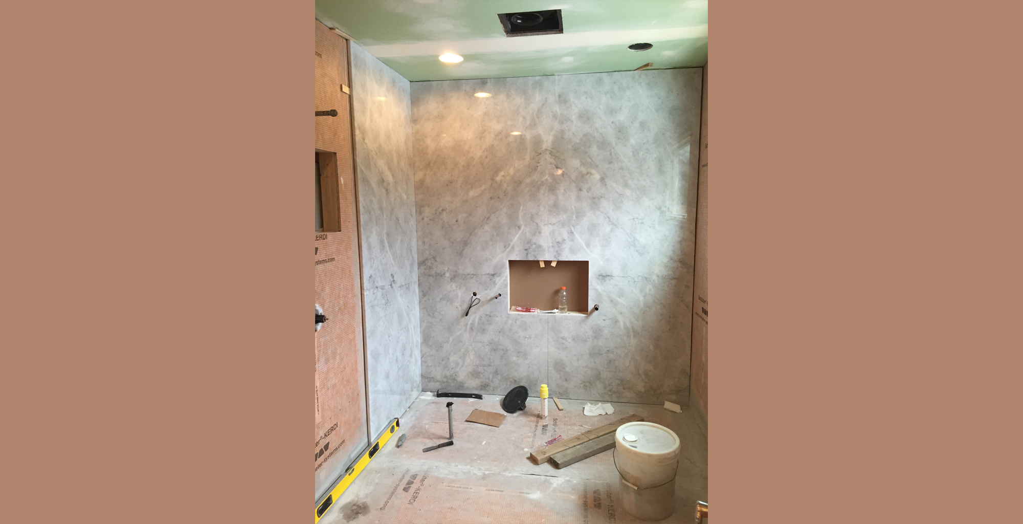 Week 5 Bathroom Renovation | Sam Kellogg