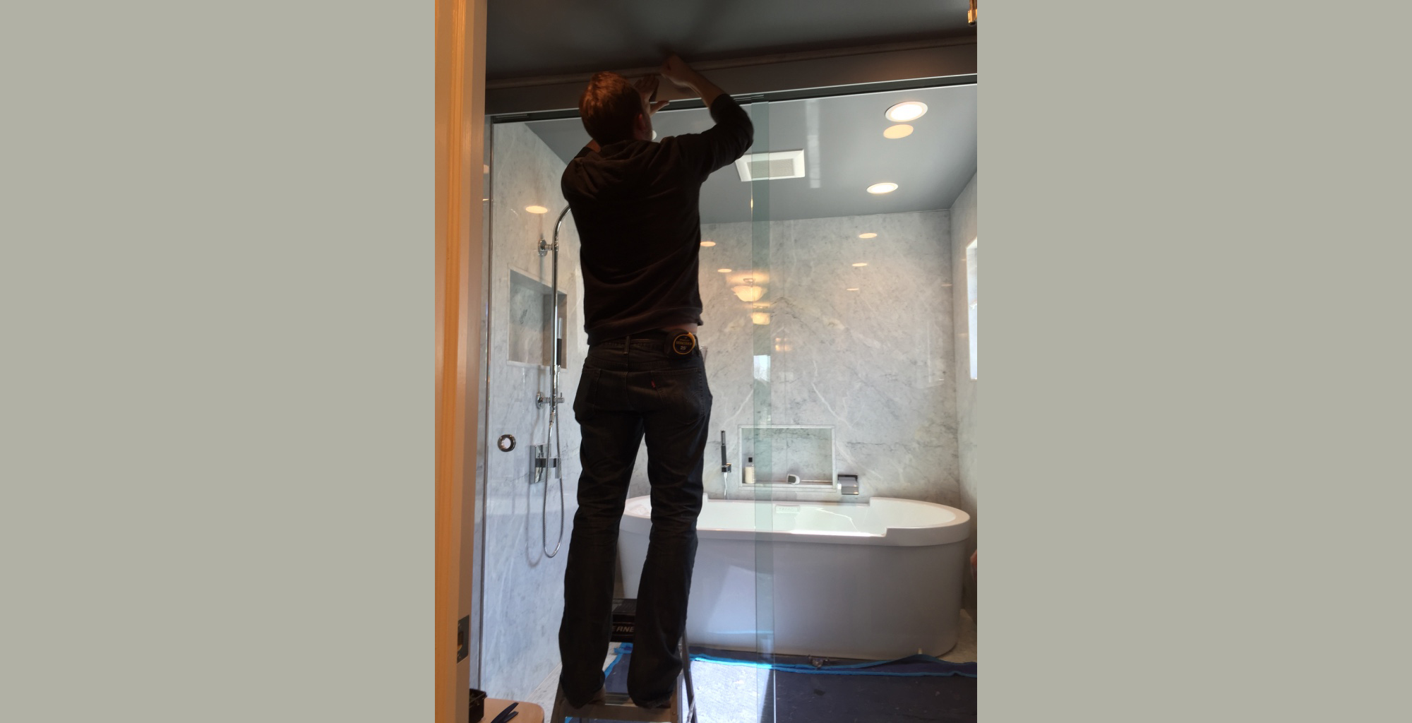 Week 7 Bathroom Renovation | Sam Kellogg